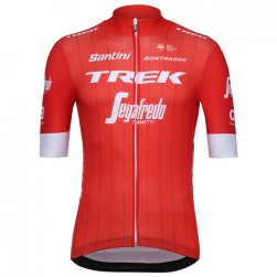 2018 Trek Segafredo Team Red Cycling Jersey
