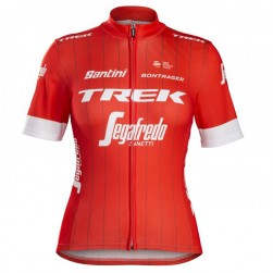 2018 Trek Segafredo Team Red Women's Cycling Jersey