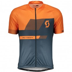 2018 SCOTT-TEAM 1.0 Orange Cycling Jersey