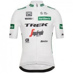 2018 Trek Vuelta White Cycling Jersey