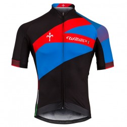 2018 Wilier Spark Blue-Red Cycling Jersey