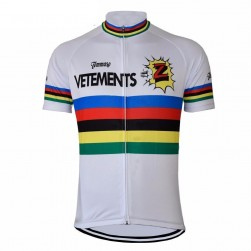 Team Vetements Z World Champion Cycling Jersey