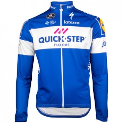 2018 Quick Step Team Long Sleeve Cycling Jersey