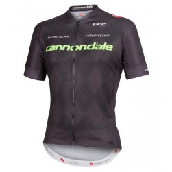 2016 Garmin Cannondale Black Edition Cycling Jersey