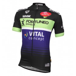 2016 Fortuneo Vital Concept Cycling Jersey