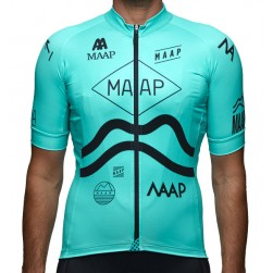 2016 Maap Team Blue Cycling Jersey