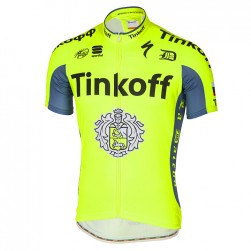 2016 Tinkoff Team TDF Edition Cycling Jersey