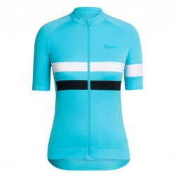 2016 Team Skу Blue Women Cycling Jersey