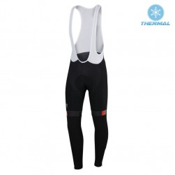 2016 Spоrtful JSW Black Thermal Cycling Bib Pants