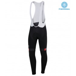 2016 Spоrtful JSW Red Thermal Cycling Bib Pants