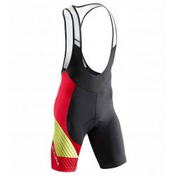 2017 Altura Sportive Red-Yellow Cycling Bib Shorts