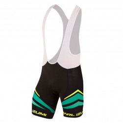 2017 Pearl Izumi Elite Pursuit Green Cycling Bib Shorts
