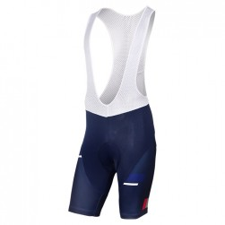 2017 SEG Racing Academy Blue Cycling Bib Shorts