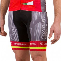 2017 Wilier Force Pro Team Cycling Bib Shorts