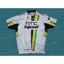 2011 Columbia HTC Highroad Team Cycling Jersey