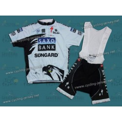 Good quality and cheap of team Saxo Bank cycling jersey on ... 97e2cf050