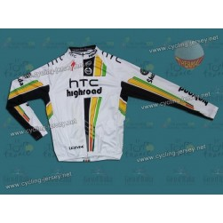 2011 Columbia HTC Highroad Team Thermal Cycling Long Sleeve Jersey