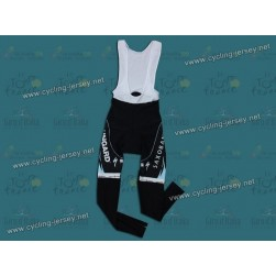 2011 Saxo Bank Thermal Cycling Bib Pants