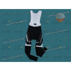 2011 Saxo Bank Team Thermal Cycling Bib Pants