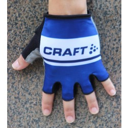 2016 Craft Blue Cycling Gloves