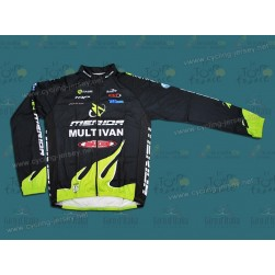 Merida Thermal Team Cycling Long Sleeve Jersey