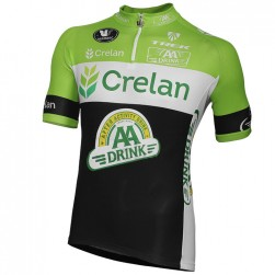 2015 Team Crelan AA Drink Cycling Jersey