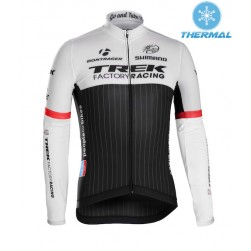 2015 Trek Factory Racing Thermal Cycling Long Sleeve Jersey