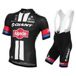 2015 Giant Alpecin Cycling Jersey And Bib Shorts Set