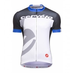 2015 Team Cervelo White-Blue Cycling Jersey
