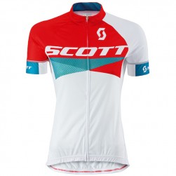 2015 Scott RC Red-White Women's Cycling Jersey