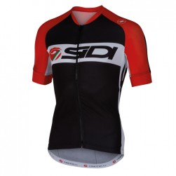 2016 Sidi Black-Red Cycling Jersey