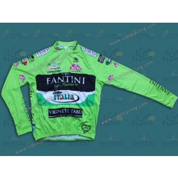 2013 Farnese Cycling Long Sleeve Jersey