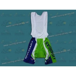 2011 Liquigas Team Cycling Bib Shorts