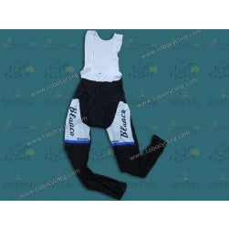 2013 Blanco Black And Blue Cycling Bib Pants