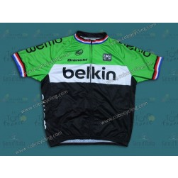 2014 Belkin Pro Team Luxembourg Champion Cycling Jersey