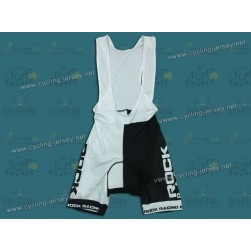 O.G. 2.0 Rоck Rаcing In White/Black Cycling  Bib Shorts