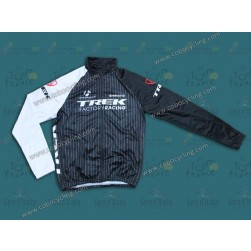 2014 Trek Factory Racking Thermal Long Sleeve Cycling Jersey