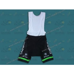 2014 Belkin Pro Team Luxembourg Champion Cycling Bib Shorts