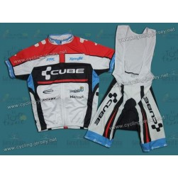 2012 Cube Cycling Jersey and Bib Shorts Set
