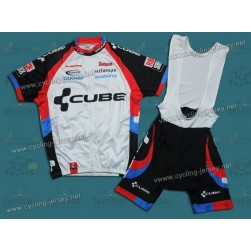 2011 Cube Cycling Jersey and Bib Shorts Set