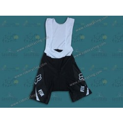 2014 Fox Blue Cycling Bib Shorts