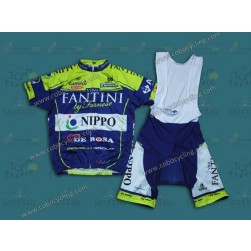 2014 Vini Fantini NIPPO Cycling Jersey And Bib Shorts