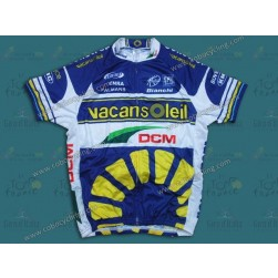 2013 Vacansoleil Team Cycling Jersey