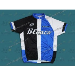 2013 Giant Blanco Black And Blue Cycling Jersey