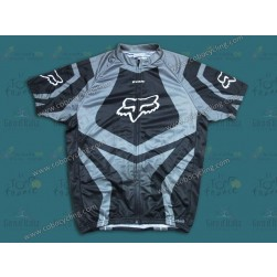 2014 Fox Grey Cycling Jersey