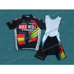 2013 TREK WildWolf Spain Champion Cycling Jersey And Bib Shorts