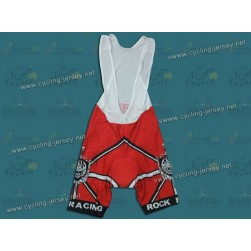 Rоck Rаcing London Team Red Cycling Bib Shorts