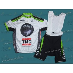 2011 Geox Cycling Jersey and Bib Shorts Set