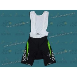 2011 Geox Cycling Bib Shorts