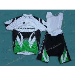 2012 Cannondale X L.E. 2 Cycling Jersey And Bib Shorts